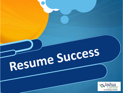 ETT Resume Writing Success Part One