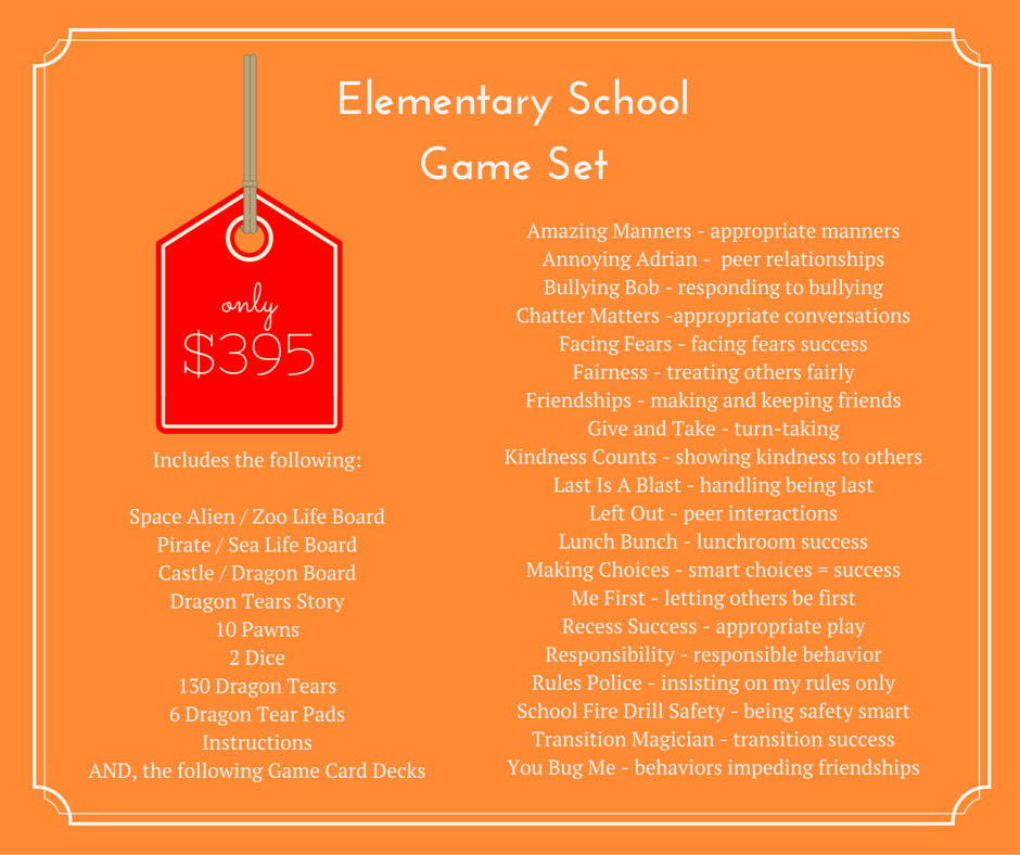 Elementary Game Set