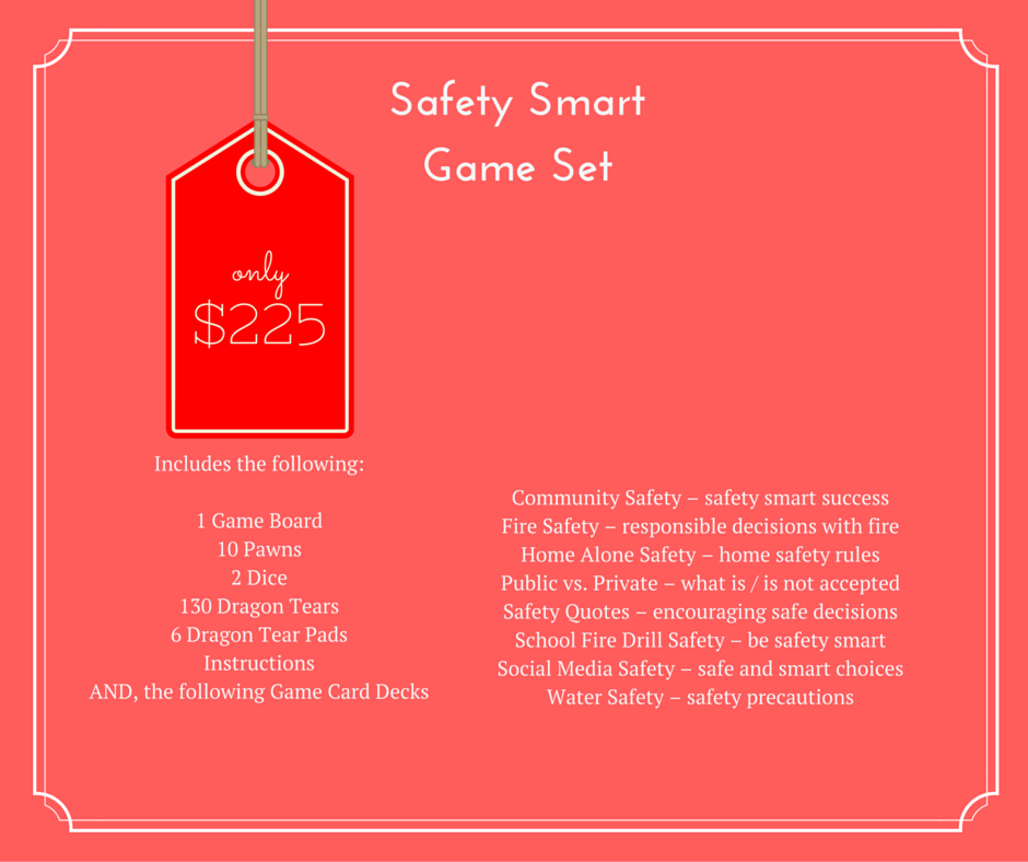 Safety Smart Game Set