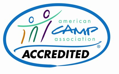 Accredited by the American Camp Association