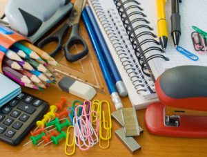 Let's Get Organized for Homework Success